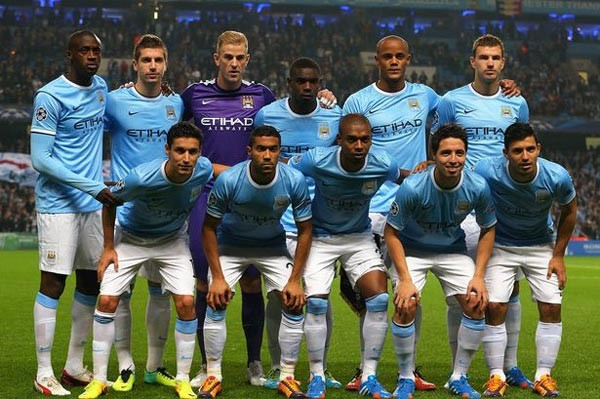 22- MANCHESTER CITY
