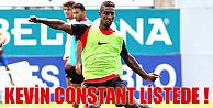Kevin Constant listeye...